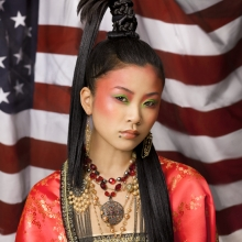 chinese, american, jean sweet, chicago, editorial, america, wardrobe designer, set designer, set stylist, wardrobe stylist, asian, asian american, 2010, photo shoot, jennifer lynn, chicago set designer, chicago wardrobe stylist, chicago wardrobe designer, hair, hair editorial
